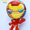 Lồng đèn giấy Iron Man