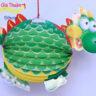 Lồng đèn giấy khủng long Yoshi