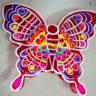 Lồng đèn giấy kiếng con bướm mẫu 1