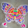Lồng đèn giấy kiếng con bướm mẫu 3