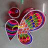 Lồng đèn giấy kiếng con bướm mẫu 4