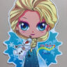 Lồng đèn nhựa công chúa Elsa