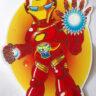 Lồng đèn nhựa Iron Man