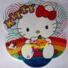 Lồng đèn nhựa mèo Kitty mẫu 1
