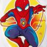 Lồng đèn nhựa Spider Man